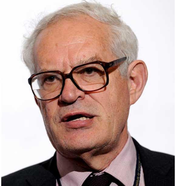 Prof Charles Goodhart